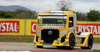 Truck: Leandro Totti marca a pole em Caruaru