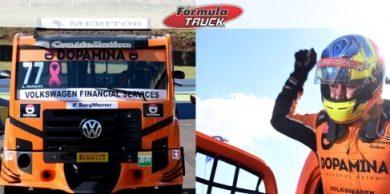 Truck: André Marques é o pole position da Truck em Cascavel