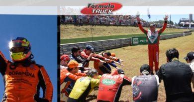 Truck: André Marques ganha a primeira na Fórmula Truck