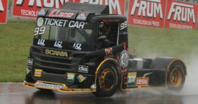 Truck: Beto Monteiro é o primeiro pole-position de 2011