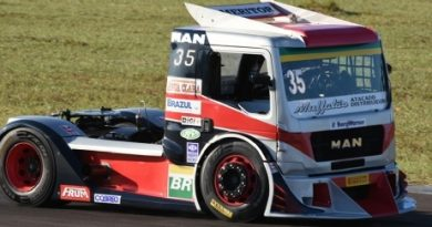 Truck: David Muffato faz sua primeira pole na Fórmula Truck