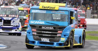 Truck: Aquecimento tira Pedro Muffato do pódio na corrida em Curitiba