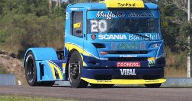 Truck: Preocupação com fumaça complica classificação de Pedro Muffato em Guaporé