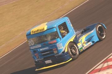 Truck: Muffato aposta em maior competitividade de seu caminhão na etapa de Londrina