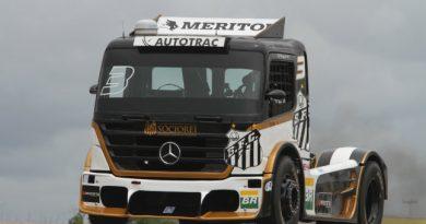 Truck: Piquet, mais rápido, fecha segundo treino 0s05 à frente de Andrade
