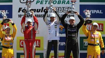 Truck: Roberval Andrade vence em Brasília e conquista o bicampeonato da Fórmula Truck
