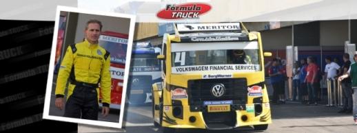 F-Truck: Felipe Giaffone faz a pole em Santa Cruz