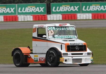 Truck: Boessio vence e assume vice-liderança do brasileiro