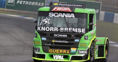 """Truck: Roberval """"Etapa de Curitiba como uma das mais complicadas em 10 anos de F-Truck"""""""
