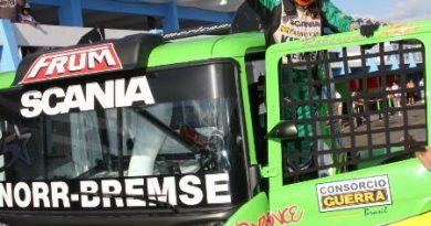 Truck: Roberval confirma favoritismo e conquista pole-position em Goiânia