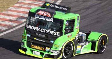 Truck: Roberval Andrade é o mais rápido do dia nos treinos livres em Interlagos