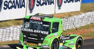 Truck: Quarto no grid da F-Truck, Roberval adota postura conservadora na etapa de Tarumã