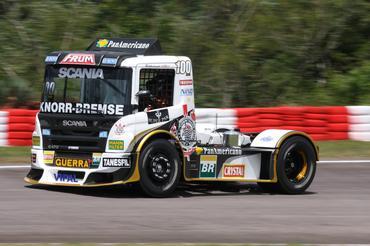 Truck: Roberval Andrade é o mais rápido em Guaporé