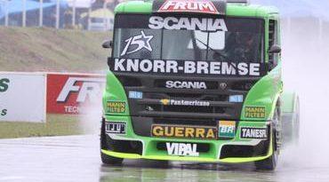 Truck: Roberval Andrade é o pole em Santa Cruz do Sul