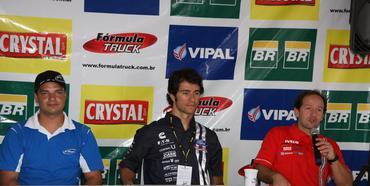 Truck: Mineiros Bruno Junqueira e Cristiano da Matta são as estrelas internacionais