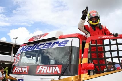 Truck: Salustiano é pole no GP Petrobras em Brasília