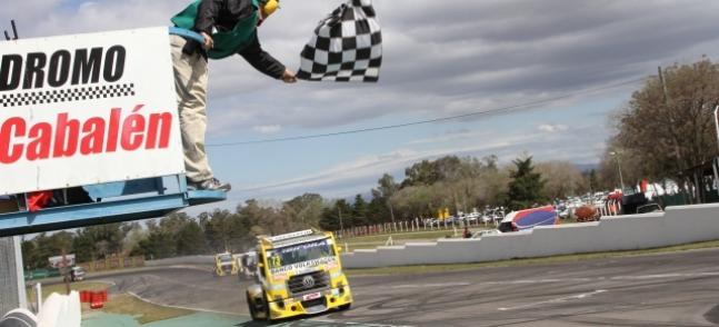 Truck: Totti vence em Córdoba a 200ª corrida da Truck