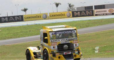 Truck: Candidatos ao título, Totti e Giaffone comandam treino em Goiânia