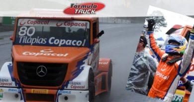 Truck: Diogo Pachenki ganha a primeira na Fórmula Truck