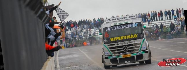 Truck: Wellington Cirino vence GP Siñeriz em Rivera