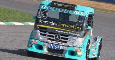 Truck: Com cautela na tomada de tempos, Ramires larga da quarta fila na etapa final da F-Truck