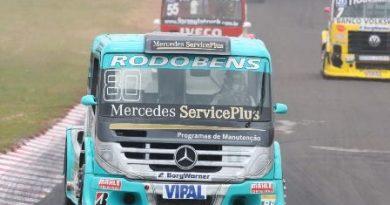 Truck: Ramires pontua após largada que define como 'confusa' em Tarumã
