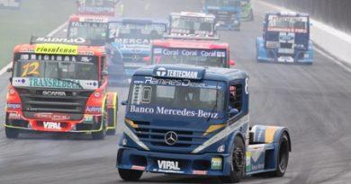 Truck: Furo no carter tira Vinicius Ramires da nona etapa em Curitiba