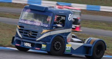 Truck: Ramires larga em 12º e diz que economia de freios será chave da etapa goiana da Truck