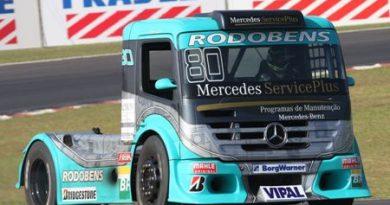 Truck: Com caminhão mais competitivo, Ramires volta a atuar em pista 'quase desconhecida'