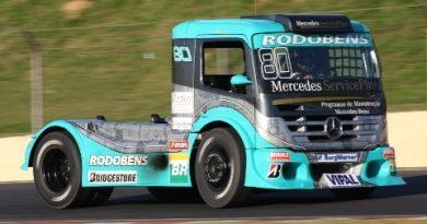 Truck: Ramires aprova novo caminhão e admite necessidade de trabalho árduo em ajuste