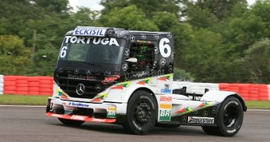 Truck: Cirino promete lutar de unhas e dentes para vencer em Goiânia