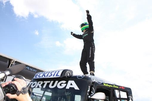Truck: Cirino larga na pole position em Brasília