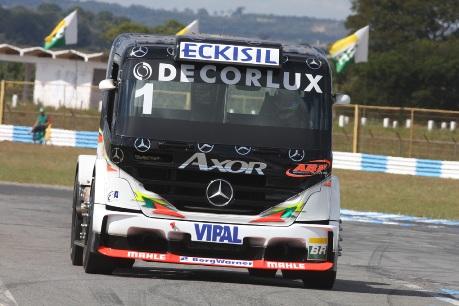 Truck: Cirino fica surpreso com 4º lugar no grid em Goiânia