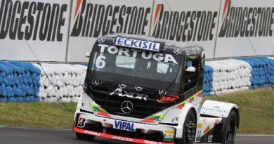 Truck: Cirino larga na pole position em Londrina