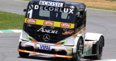 Truck: Wellington Cirino é pole em Brasília