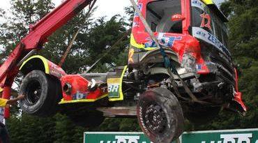 Truck: Solidariedade entre equipes para reconstruir caminhão