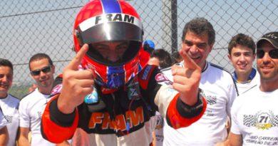 Copa Vicar: Fabio Carreira confirma título da temporada 2008