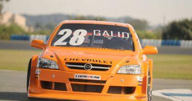Copa Vicar: Galid Osman marca a pole em Curitiba