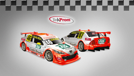 Copa Vicar: Scuderia Tekprom ainda melhor no segundo dia de treinos
