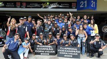 Copa Vicar: Rafael Daniel fica com o título da temporada 2008