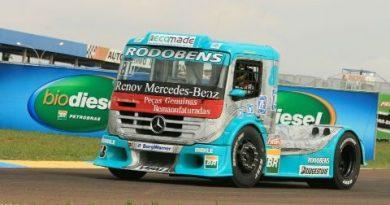 Truck: Ramires admite erro de cálculo na disputa pela liderança e se desculpa com Benavides