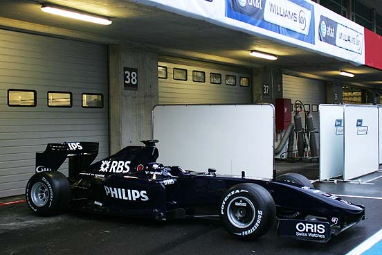 F1: Williams é o primeiro time 'antigo' a se inscrever para 2010