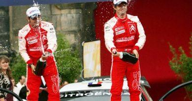 WRC: Loeb vence na Alemanha