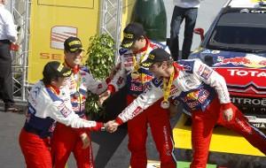 WRC: Sébastien Loeb vence na Espanha