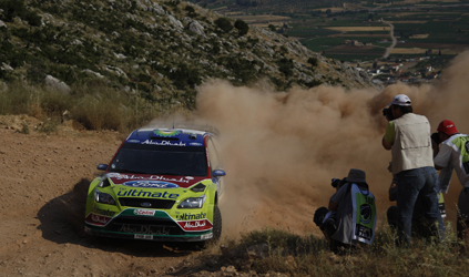 WRC: Na Grécia, Mikko Hirvonen vence a primeira no ano