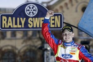 WRC: Mikko Hirvonen vence na Suécia
