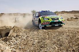 WRC: Mikko Hirvonen vence na Jordânia