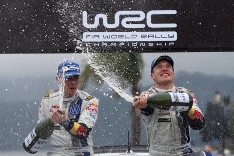 WRC: Jari-Matti Latvala vence em casa