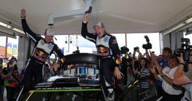 WRC: Jari-Matti Latvala vence Rally da França
