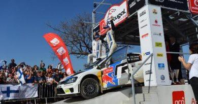 WRC: Jari-Matti Latvala vence na Grécia